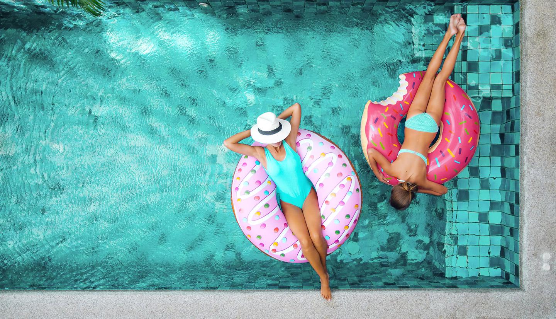 Fit im Urlaub