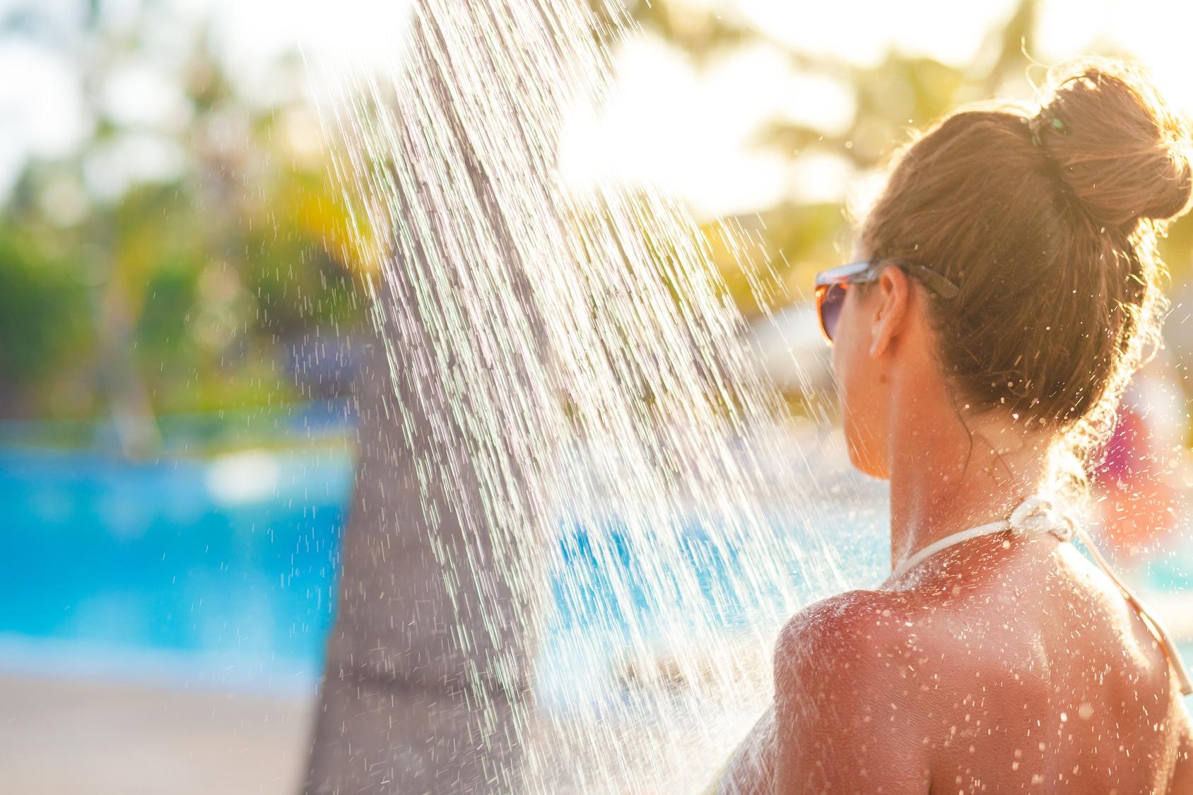 Abkühlung: Coole Tipps für heiße Tage