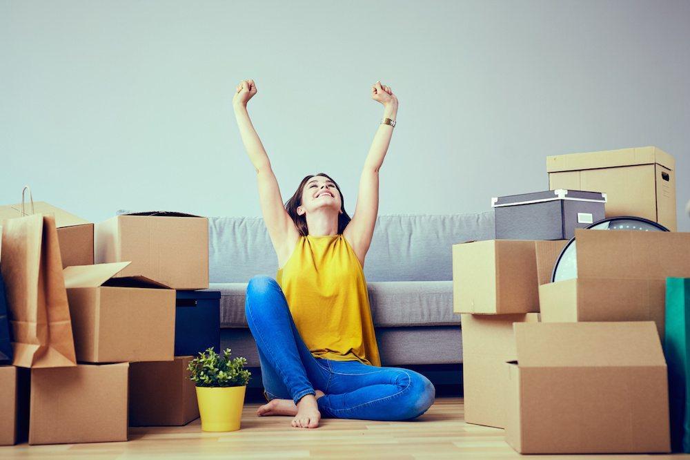 Erste eigene Wohnung: Diese Umzugs-Tipps solltet ihr kennen