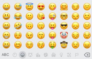 Smileys Apple