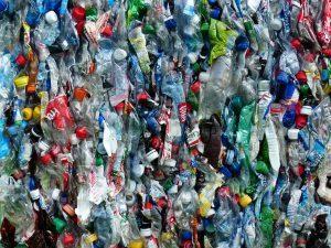 Nachhaltig leben: Weniger Plastikflaschen verwenden