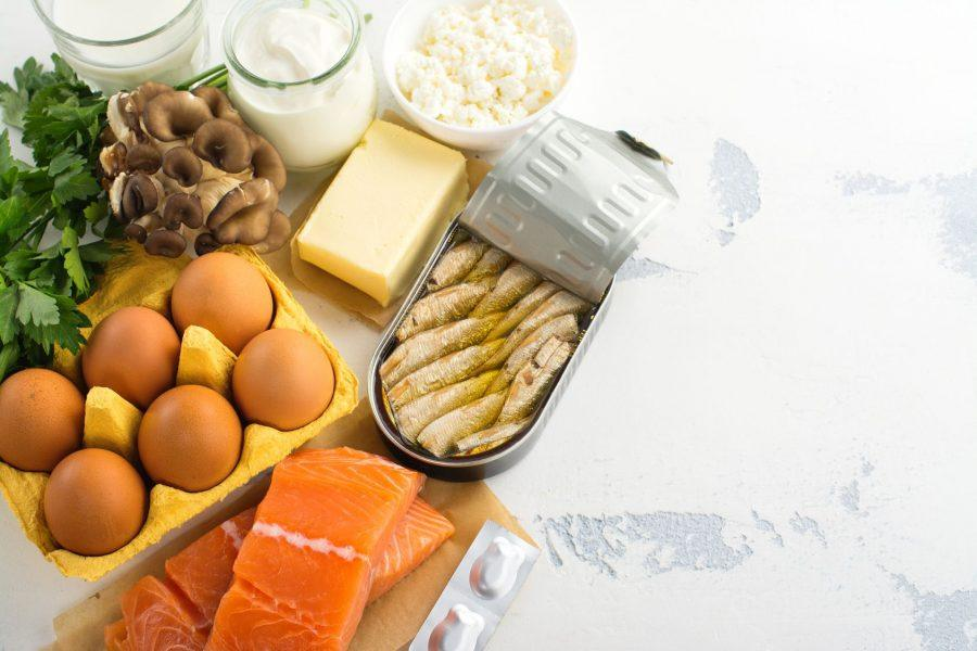 Ernährung bei Vitamin-D-Mangel