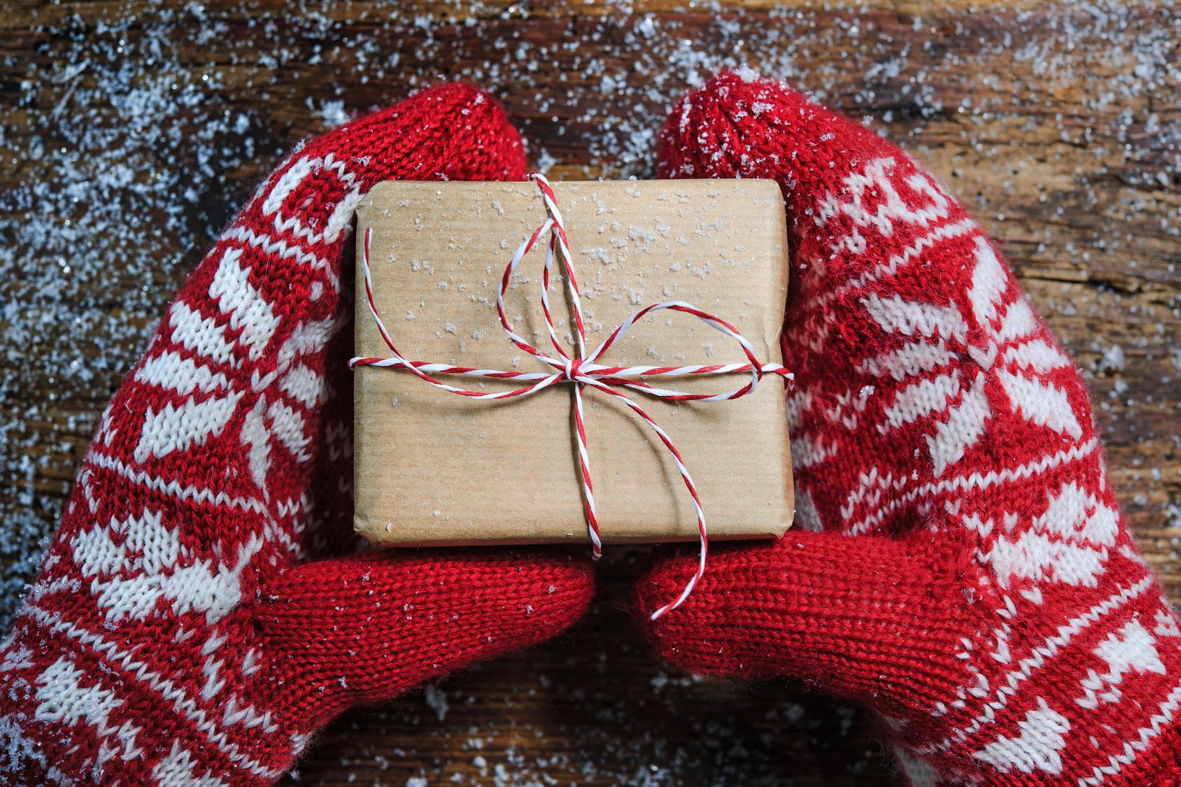 Weihnachtsgeschenke basteln