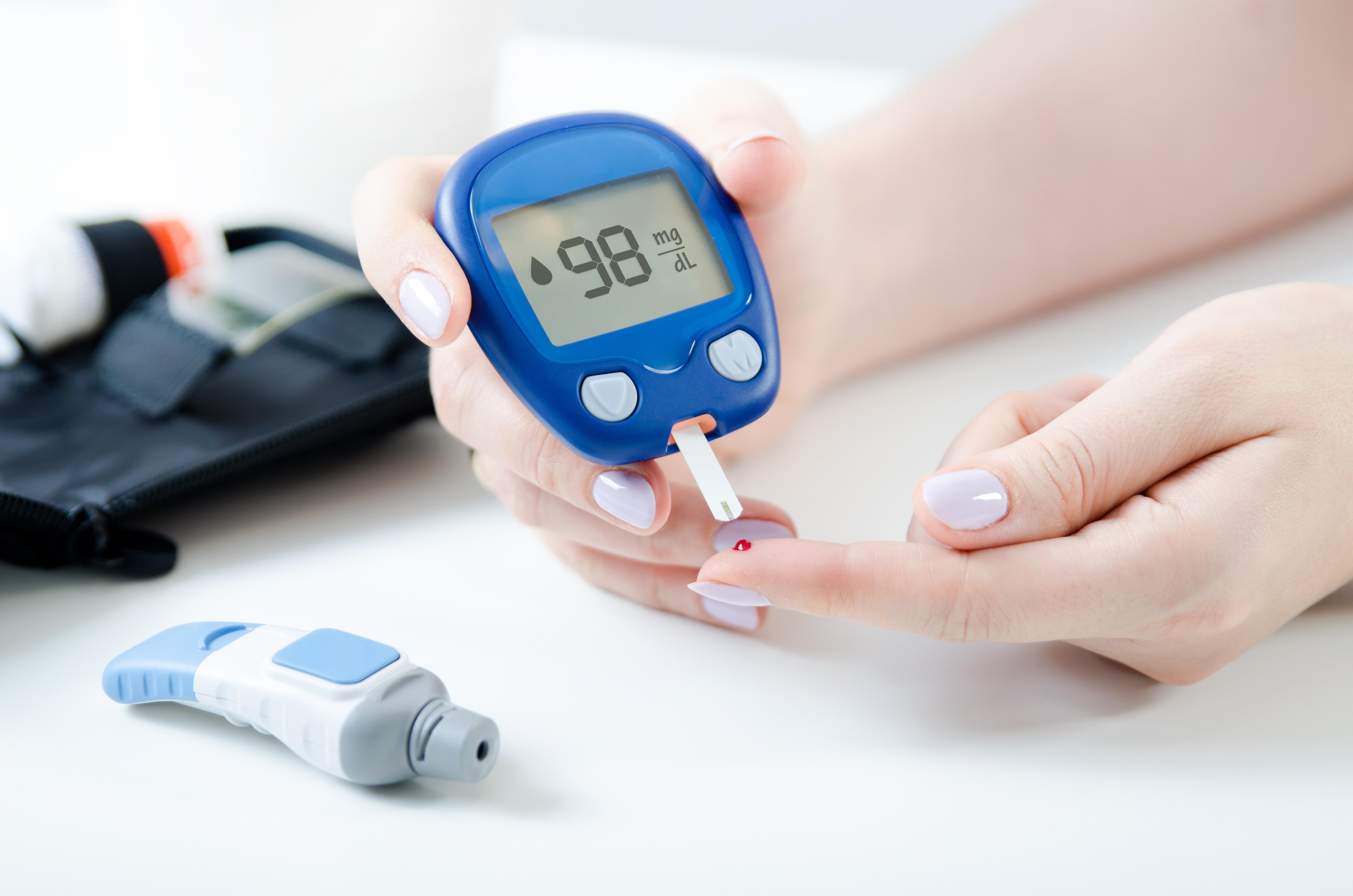 Diabetes erkennen: Blutzucker messen