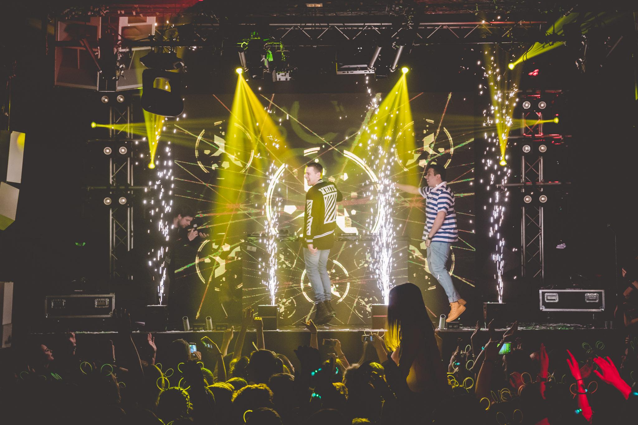 #Sendepause 2018 mit Felix Jaehn und Adam Trigger (© Julian Huke Photography)
