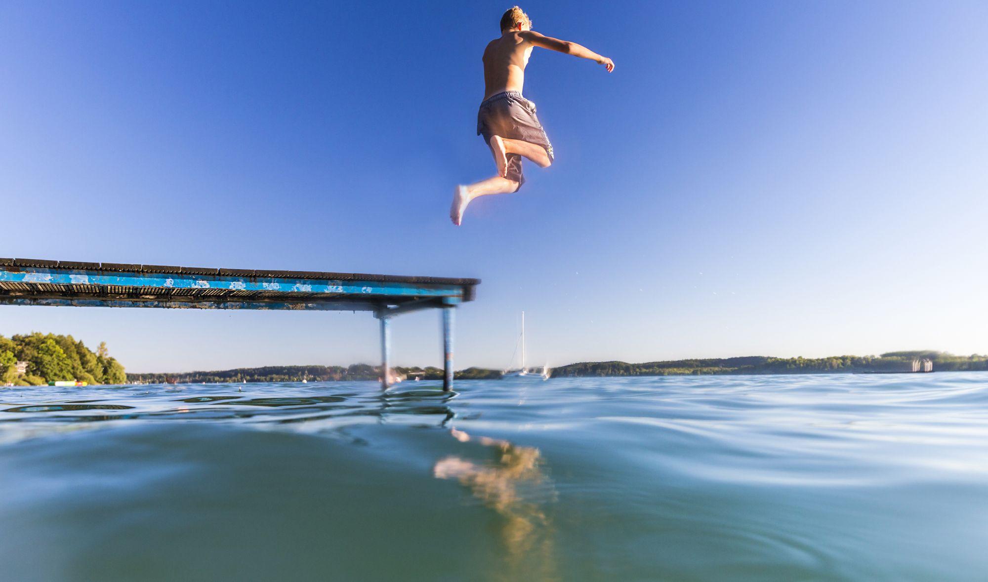 Urlaub zuhause: Tipps für die Ferien