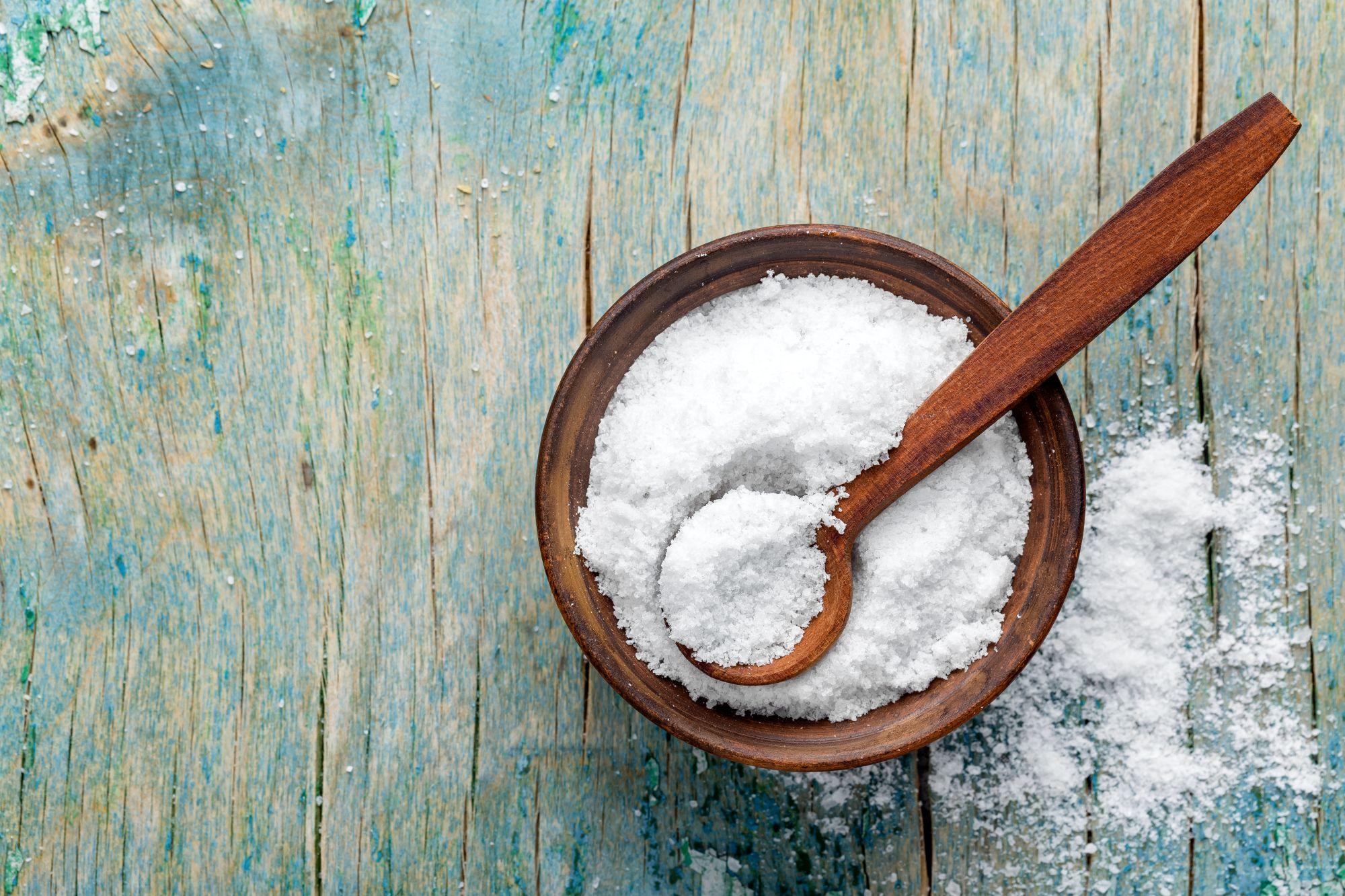 Zu viel Salz macht krank