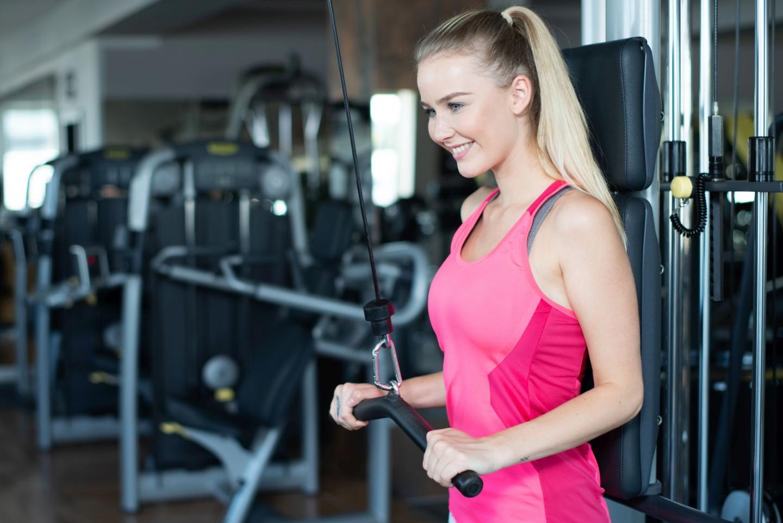 Krafttraining für einen gesunden Muskelaufbau