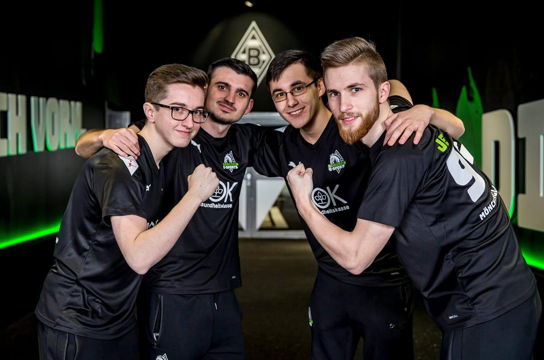 E-Sports-Team Borussia Mönchengladbach