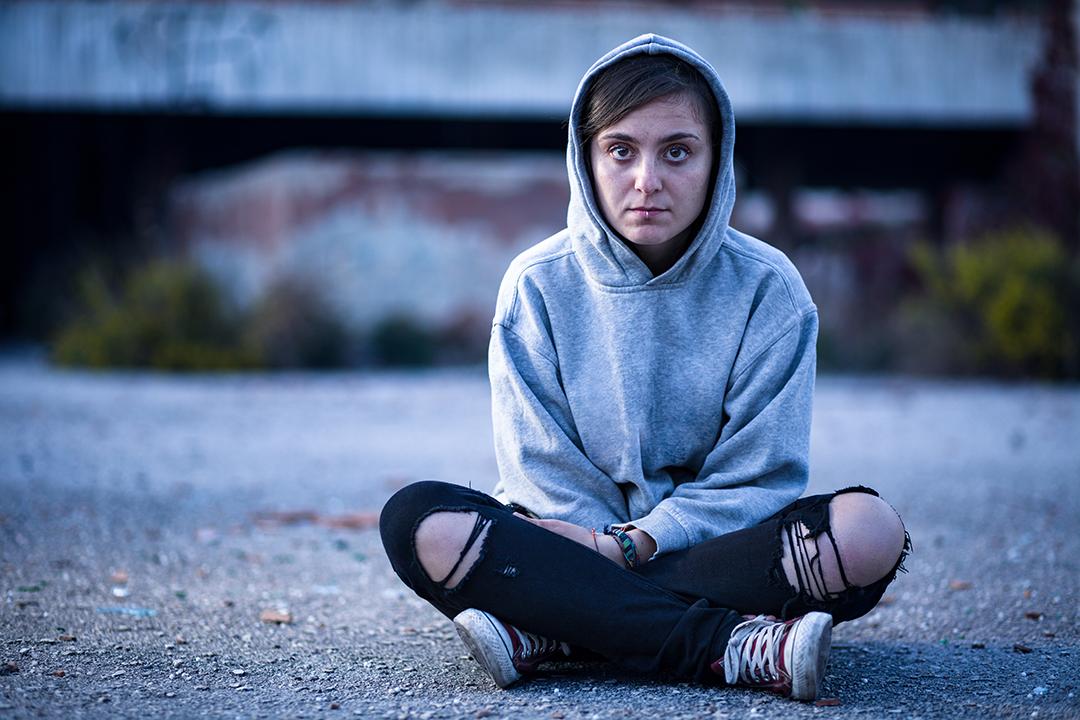 Leben auf der Straße, obdachlos, Straßenkinder, Notunterkunft, TrebeCafé, Obdachlos, Von zuhause weglaufen, Obdachlosenhilfe